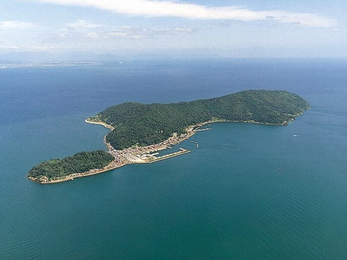 沖島の四季クルーズ