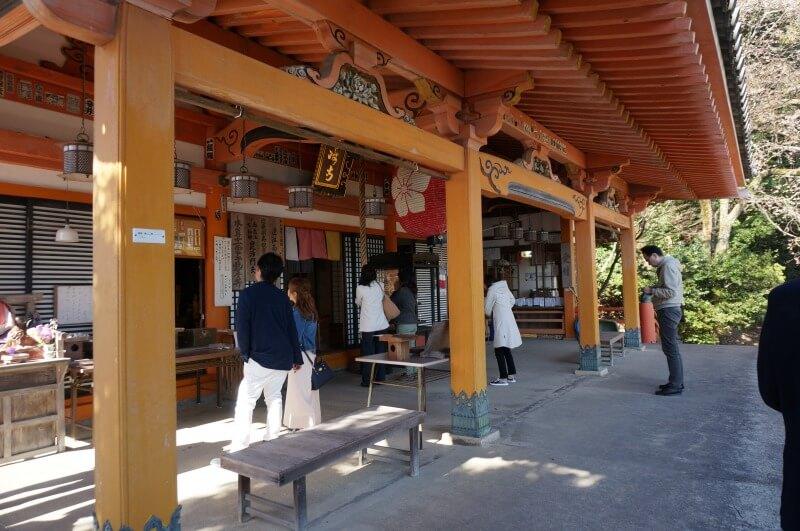 大崎寺本堂